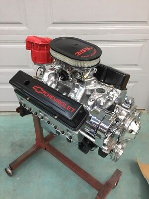 350 Street Crate MOTOR 450HP ROLLER TURN KEY Free 700R4 transmission included
