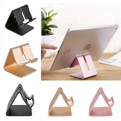 Universal Mobile Phone Cell Phone Table Desk Stand Holder for Samsung iPhone
