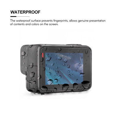 Camera Tempered Glass Protector Front Screen Protect Film for GoPro Hero 5 6 7
