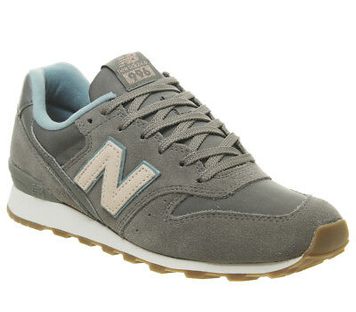 WOMENS NEW BALANCE 996 Trainers Charcoal Grey Blush Citadel Exclusive Trainers S