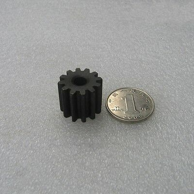 4.0Mod 10/11/13/15Tooth Motor Spur Pinion Gear 40# Steel Thickness 35mm x 1Pcs