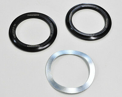 SRAM PressFit 30 BB Shield and Wave Washer Kit for sale online