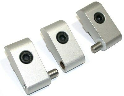 UP TO 40 NEW 80/20 15 Series Standard Captive Lift-Off Hinge Assembly 2106