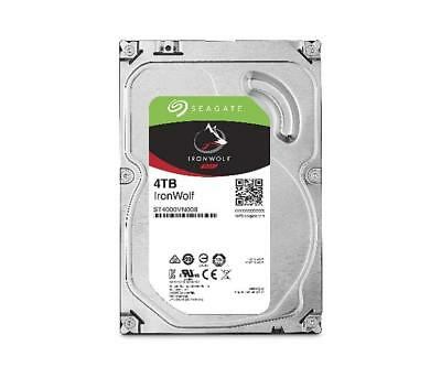 "Seagate 4TB IronWolf NAS 5900 RPM 64MB Cache SATA 6.0Gb/s 3.5"" HDD"