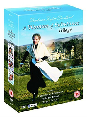 A Woman of Substance Trilogy (UK IMPORT) DVD NEW