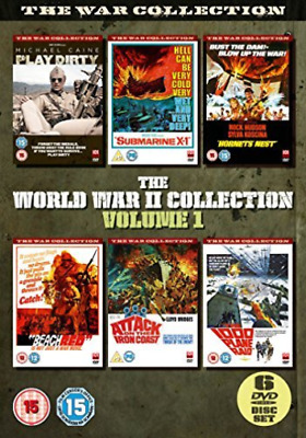 The World War Ii Collection - Volume 1 (UK IMPORT) DVD NEW