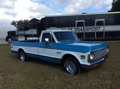 1972 Chevrolet C-10 Cheyenne Super 1972 Chevy C10   FREE SHIPPING TO ANYWHERE IN THE 48