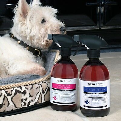 Pet Training Aid Dog Cat Anti-Scratch & Anti-Chew Deterrent Spray 500ml *SALE*