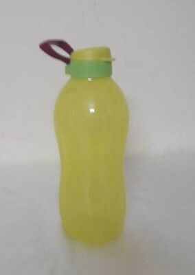 Tupperware 2L Jumbo Flip Top Water Bottle without handle-Red color- 2000ml ach