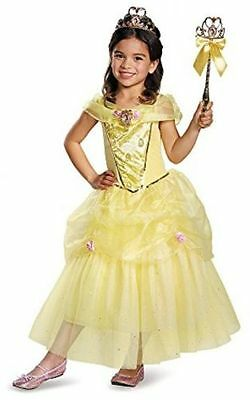 Disney Princess Beauty and the Beast - Deluxe Belle - Child Costume
