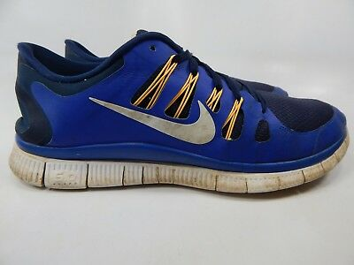 b218bf63645fb NIKE FREE 5.0 + Size 13 M (D) EU 47.5 Men s Running Shoes Blue ...