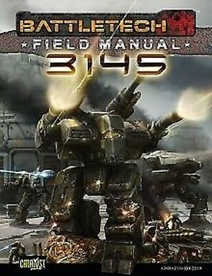 BattleTech Roleplaying Game - Field Manual 3145 - Softcover