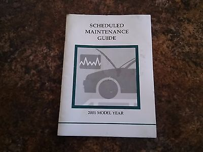 2001 ford crown victoria owners manual