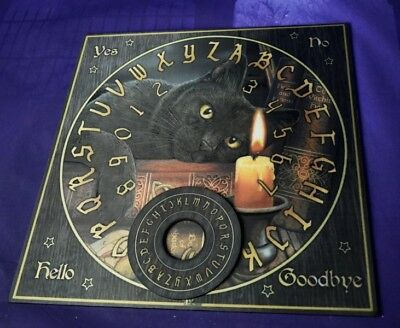 The Witching Hour Spirit Ouija Board 38cm Lisa Parker Nemesis Now goth witchy