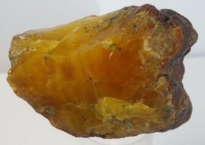 AMBER BALTIC 92.6 gr NATURAL 100% STONE GENUINE Yolk Eggs Color Raw 00039