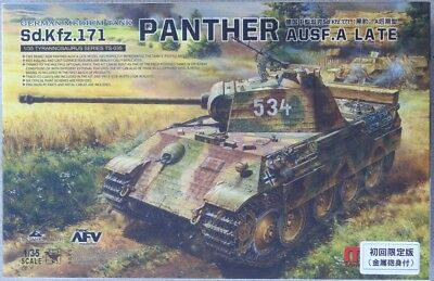 Meng Models Panther Panther Sd.Kfz 171 Ausf.A. Late 1:35 neu in OVP