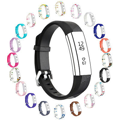 For Fitbit Alta HR ACE Band Replacement +Metal Buckle Wrist Silicone Soft Strap