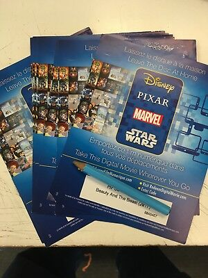 beauty and the beast 2017 Canadian Digital Code Only