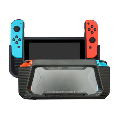 Hybrid Case for Nintendo Switch Rugged Rubberized Snap on Hard Cover TPU 2018 U