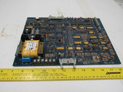 Inductoheat 31035-900-G Control Circuit Board Assembly