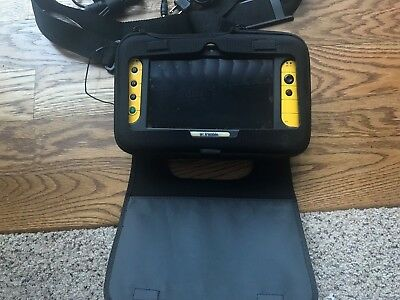 Trimble Yuma Tablet Rugged Handheld Computer PC 5817-YUMA Reconditioned w/Case