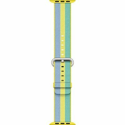 Apple Watch 38mm Woven Nylon Band, Pollen MPVY2AM/A