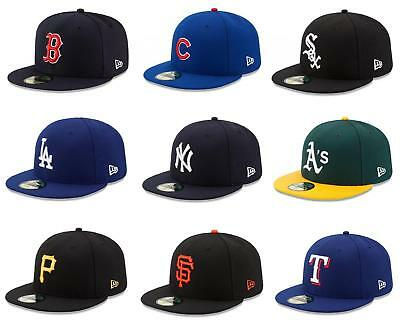 New Era 59Fifty Fitted Cap Multiple Choice of MBL Teams