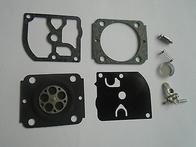 CARBURETTOR DIAPHRAGM GASKET KIT FITS ZAMA C1Q-S216 S216 GND-104 RB-180 RB 180