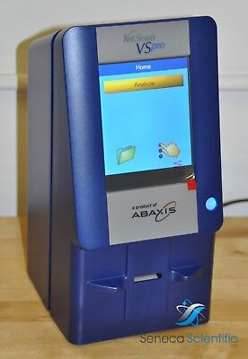 ABAXIS VETSCAN VSPRO VETERINARY COAGULATION BLOOD ANALYZER PT aPTT FIBRINOGEN