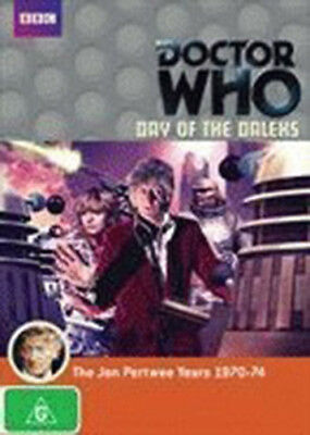 Doctor Who: Day of the Daleks = NEW DVD R4