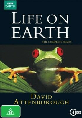 Life on Earth: The Complete Series (David Attenborough) = NEW DVD R4