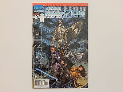 Devil's Reign Chapter Eight Silver Surfer Weapon Zero Marvel 1997 NM