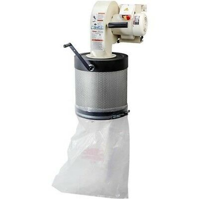 G0785 Wall-Mount Dust Collector with Canister Filter