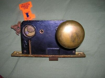 Vintage Russwin Lock Body
