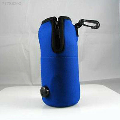 C75A Portable Baby Infant Food Milk Bottle Warmer Heater Cover For Auto Car