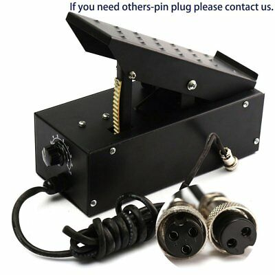 Foot Control Pedal Control Switch TIG Plasma Cutter Welding Machine Accessories