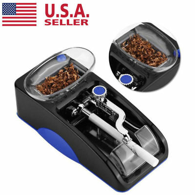 Cigarette Rolling Machine Electric Automatic Injector Maker Tobacco Roller Easy