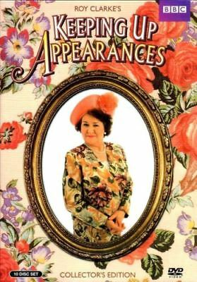 Keeping Up Appearances: Collector's Edition Complete Series (DVD, 10-Disc Set)