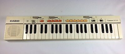 Vintage Casio Synth Casiotone MT-35 Electronic Keyboard Synthesizer Piano A+++
