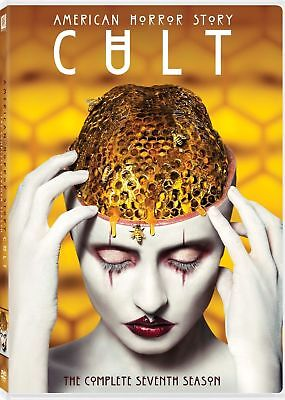 American Horror Story S7: Cult (DVD,2018) NEW Fast Shipping
