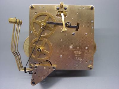REBUILT HERMLE 351-031 34cm CLOCK MOVEMENT Read Why Others Aren't Really Rebuilt