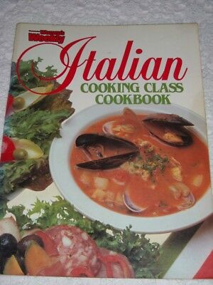 Australian Womens Weekly Cookbook Italian Cooking Class / Recipes Chef