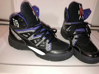 Dikembe Mutombo Shoe Size.Euc Adidas Dikembe Mutombo Men S Basketball Sneakers Shoes
