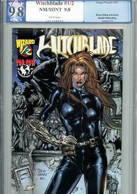 Witchblade #1/2, 9.8 NM/MINT, PGX Certified, Wizard and Top Cow Productions, Inc