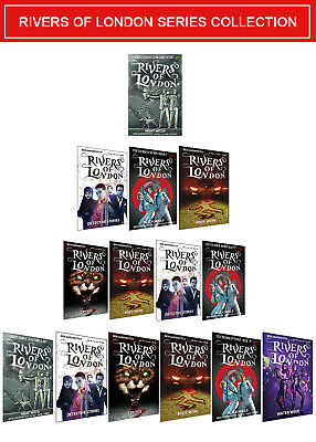 Rivers of London Series collection by Ben Aaronovitch paperback Body Work New