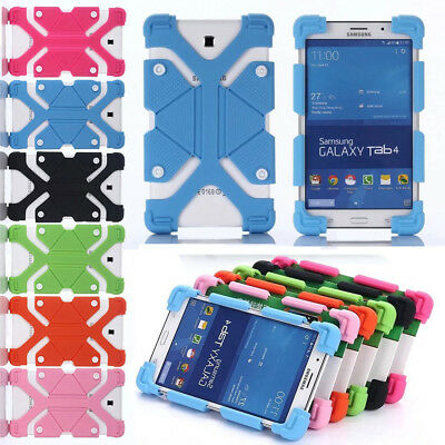 "AU For Aldi Onix 7"" 10.1"" Quad Core Tablet Kids Shockproof Silicone Case Cover"