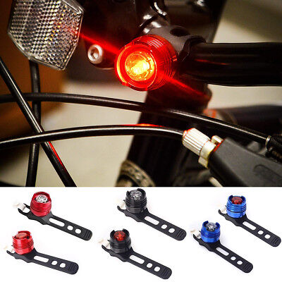 LED Bike Bicycle Cycling Front Head Rear Tail Lamp Light Set Flash Reelight CPH