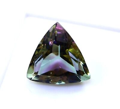 GGL Certified 9.50 Ct Imposing Fancy Cut Color Changing Alexandrite Gemstone