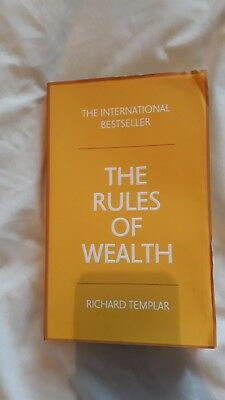 The Rules of Wealth:A personal code for prosperity and plenty.