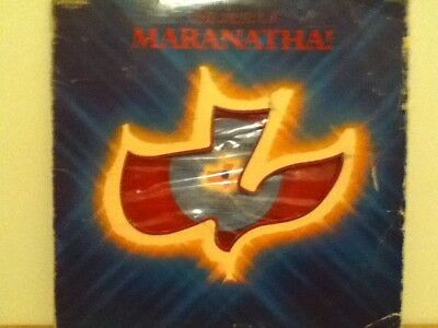 Maranatha !           Lp      The  Best  Of    ( Red Vinyl )